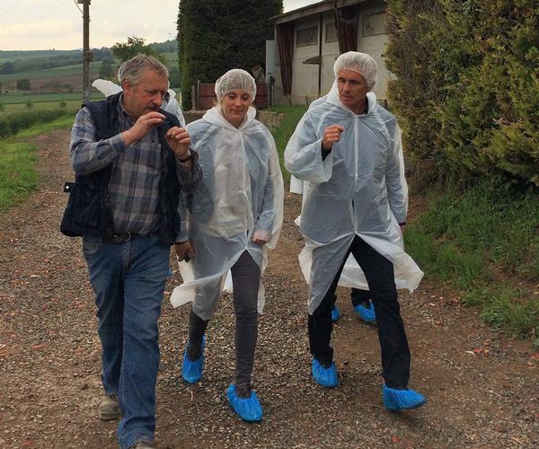 Le Plan filière porcin de la Région Auvergne-Rhône-Alpes, signé à Aurillac le 17 mai