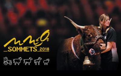 Le sommet de l'élevage 2018 à Cournon
