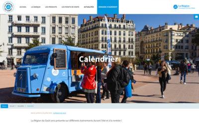 Le Marché du Goût le 10 octobre à Lyon
